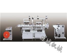mq-300双座模切机